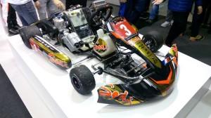 Vítězná motokára ze závodu 24 h Le Mans