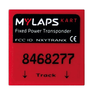 Kart Fixed Power Transponder